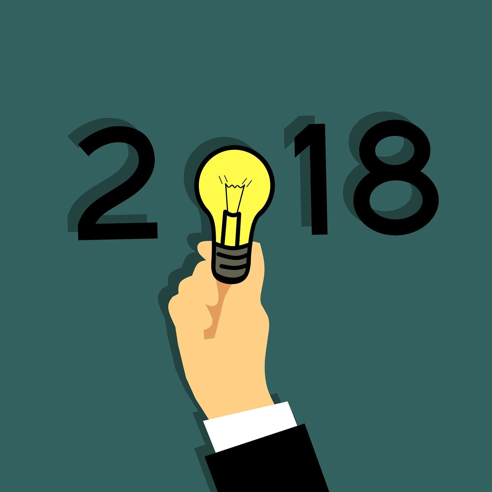 Top New Year's Resolutions to Boost Business Success in 2018