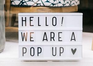 6 Reasons to Start a Pop-Up Shop