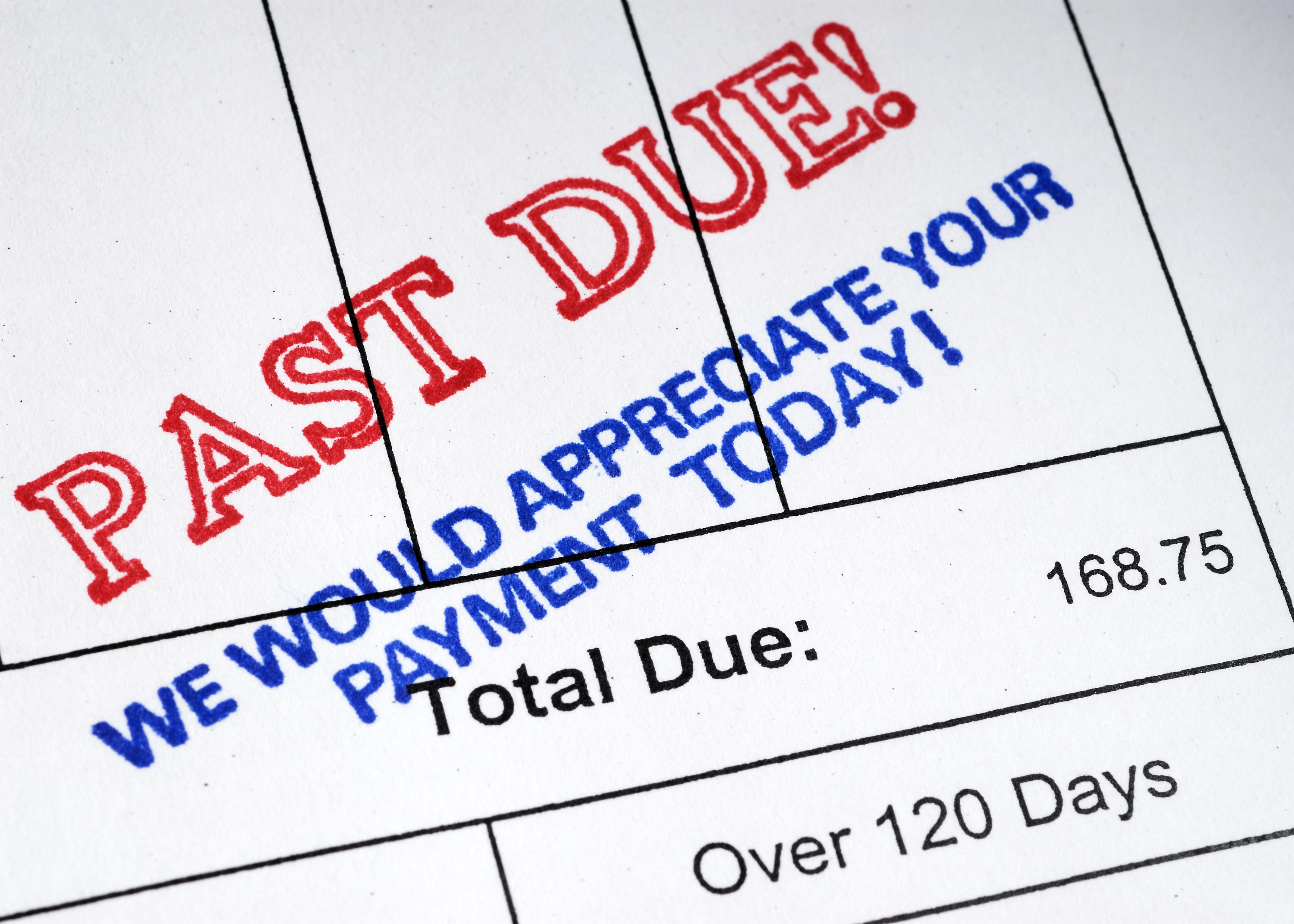 5 Ways to Take the Pain Out of Late Payments