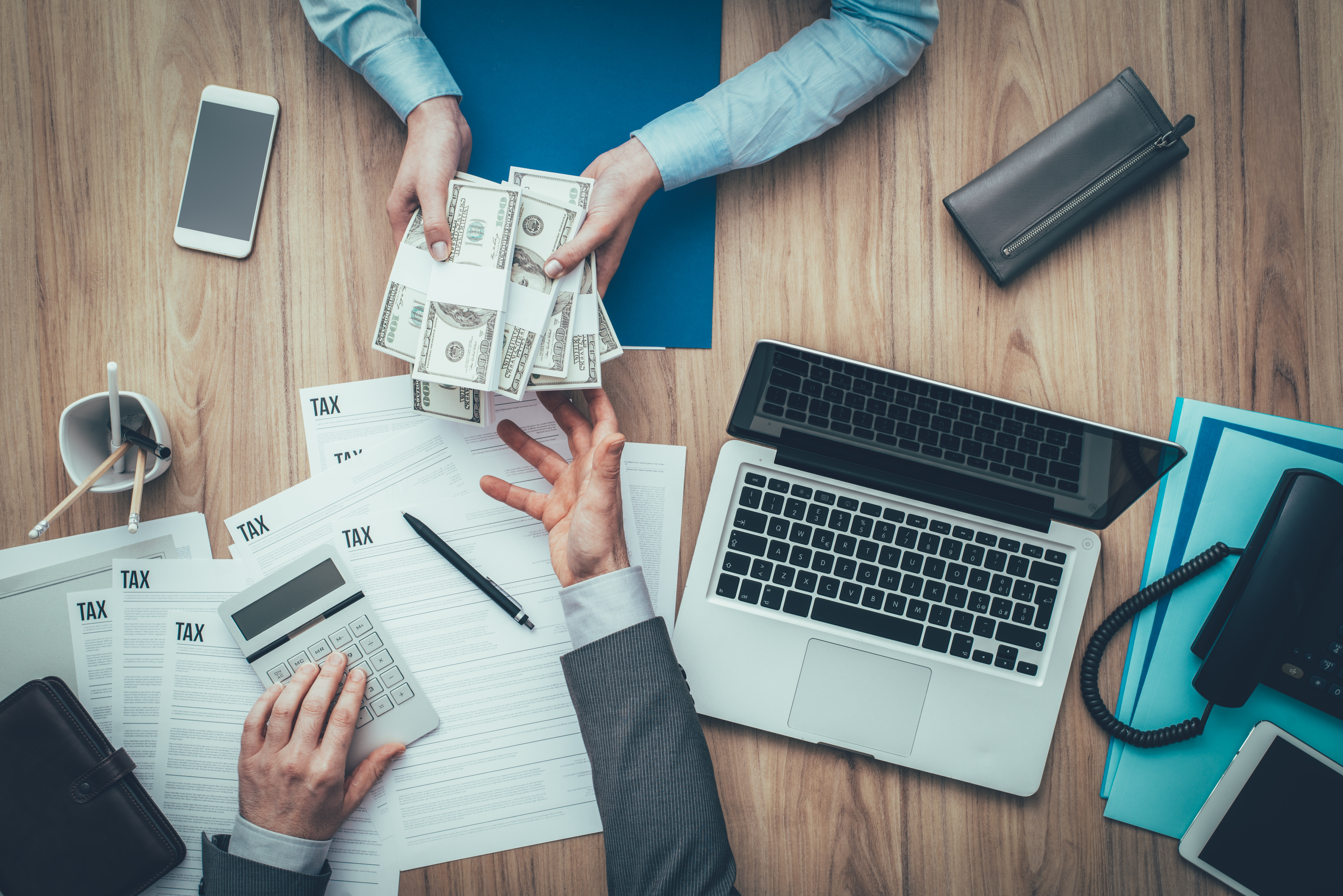 New Tax Laws that Affect SMBs